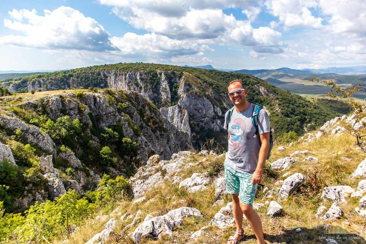 Wąwóz Turda Rumunia atrakcje 19