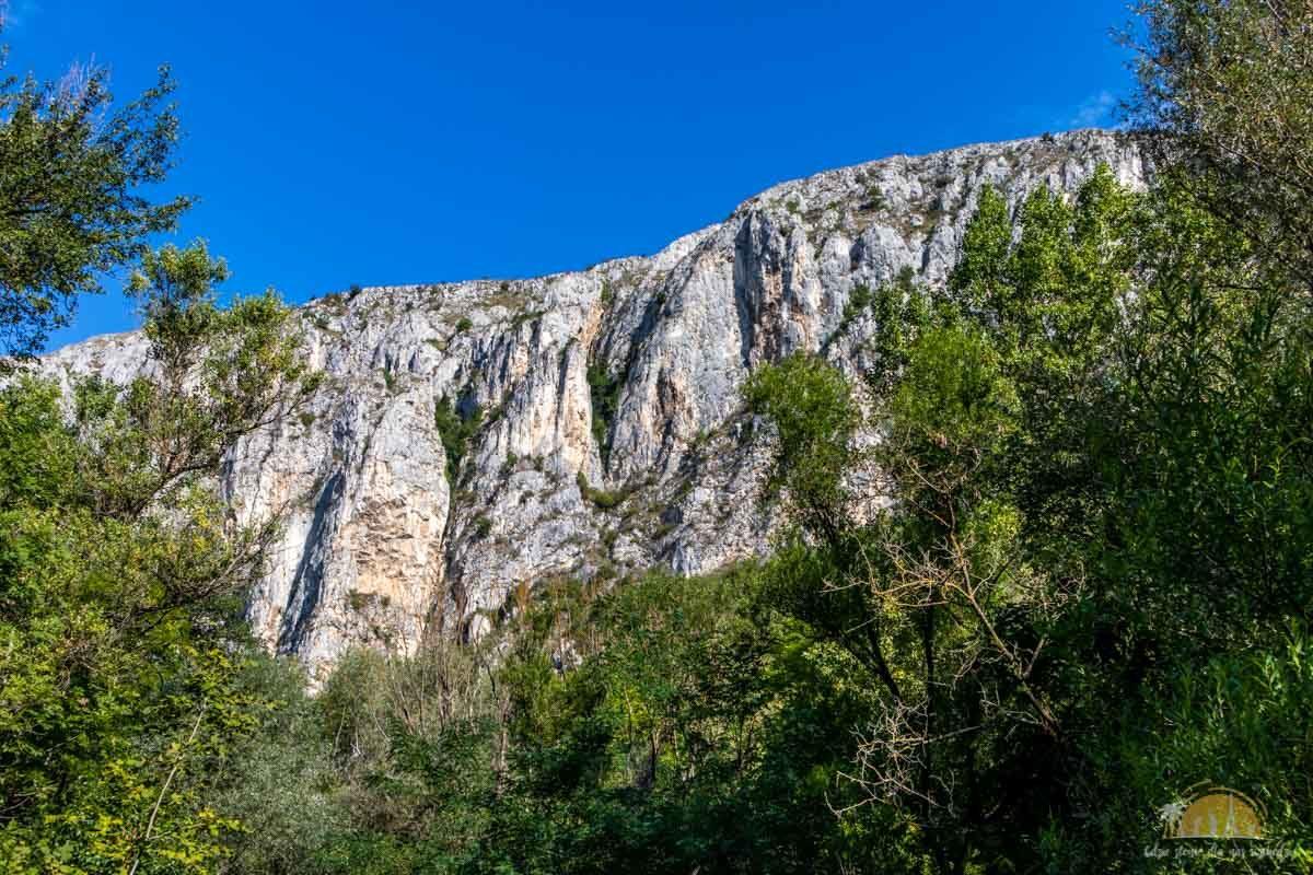 Wąwóz Turda Rumunia atrakcje 2