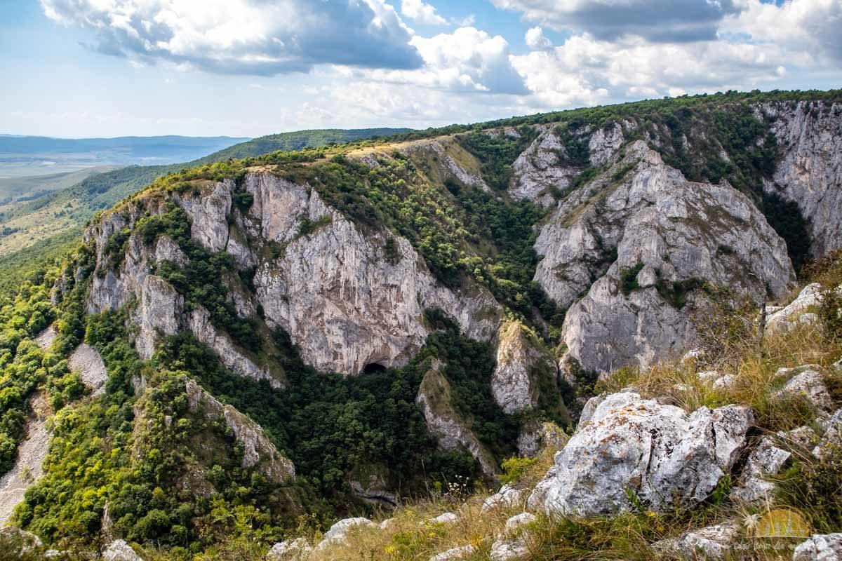 Wąwóz Turda Rumunia atrakcje 20