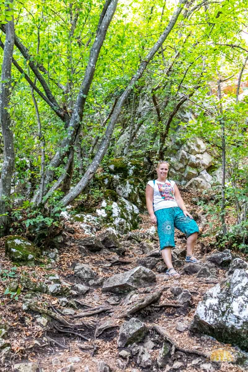 Wąwóz Turda Rumunia atrakcje 24