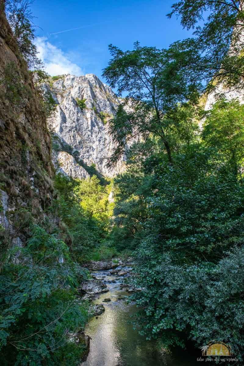 Wąwóz Turda Rumunia atrakcje 3