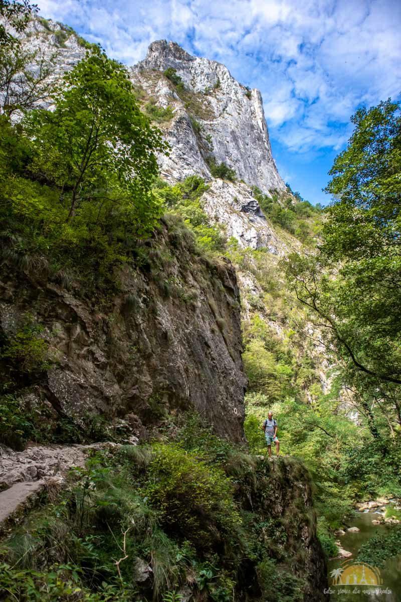 Wąwóz Turda Rumunia atrakcje 6