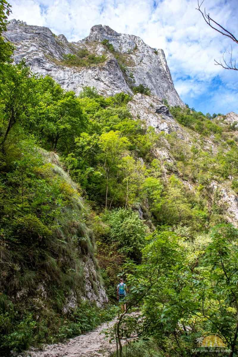 Wąwóz Turda Rumunia atrakcje 8