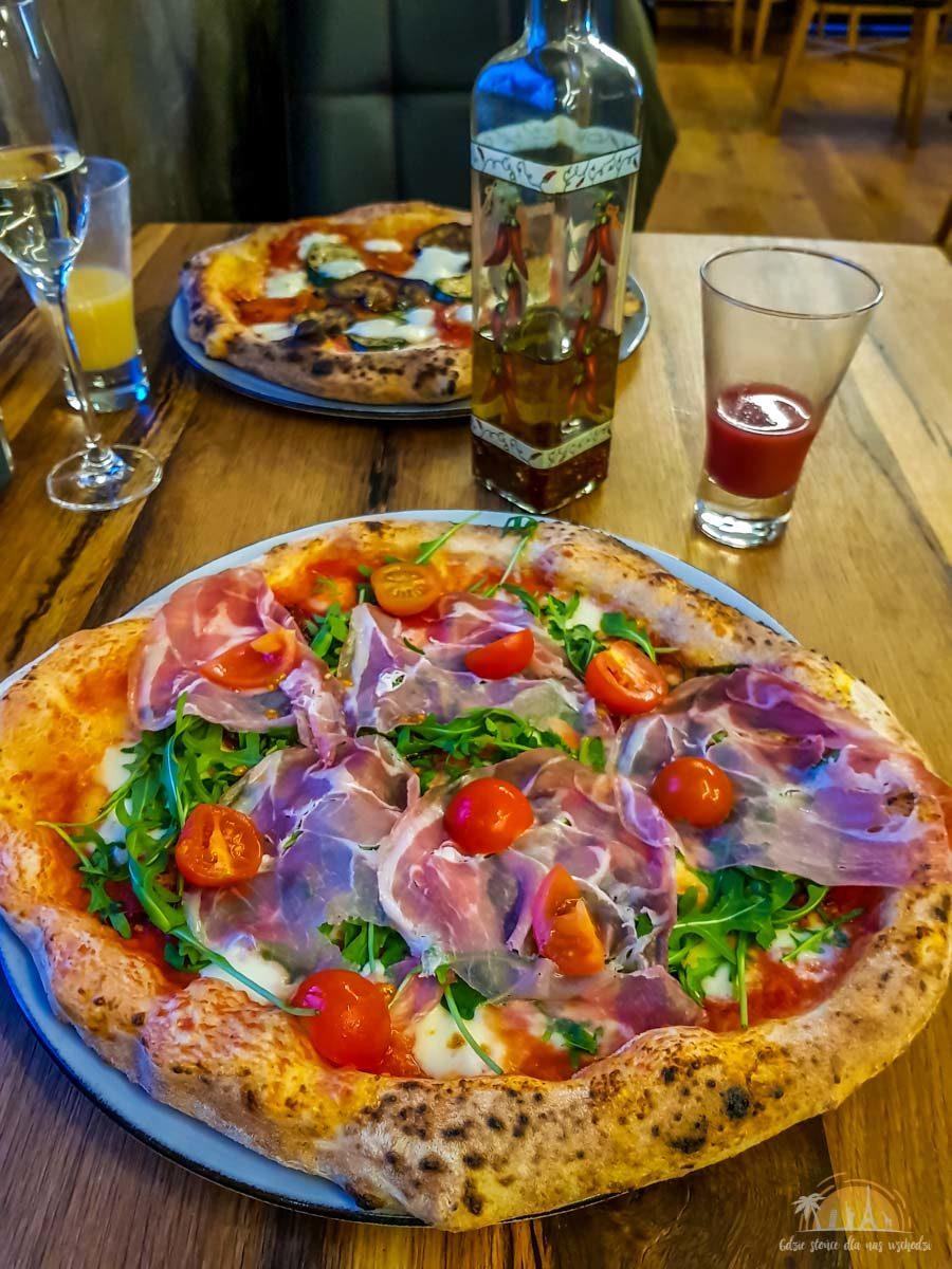 Forni Rossi pizza poznań restauracja 8