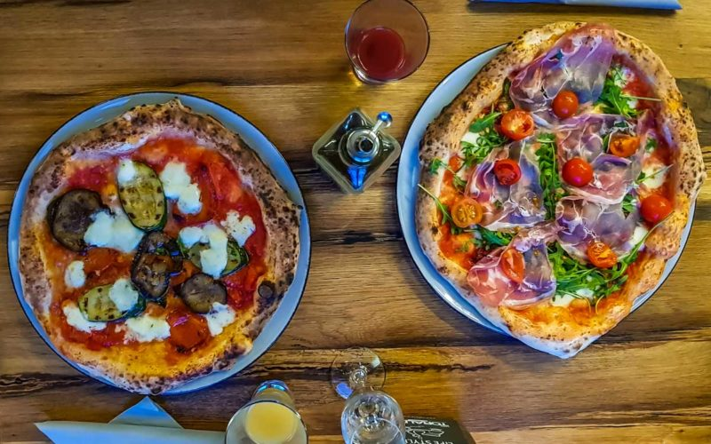 Forni Rossi, certyfikowana pizza napoletana - Poznań