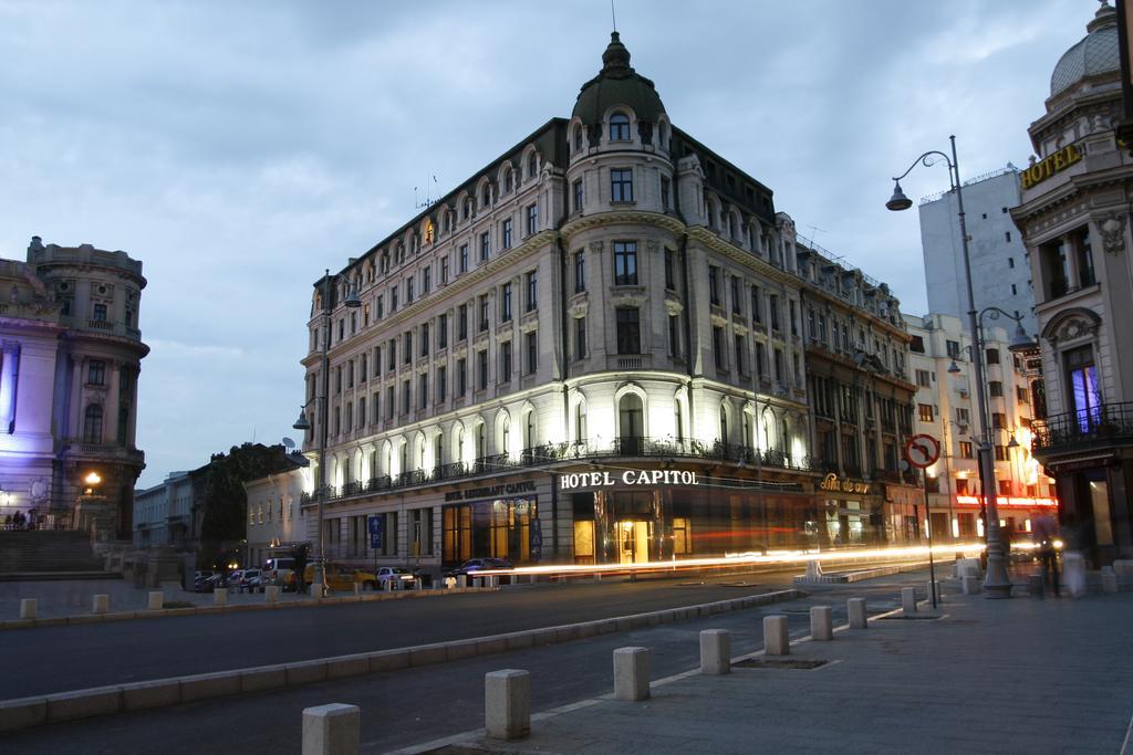 Rumunia nocleg Hotel Capitol Bukareszt