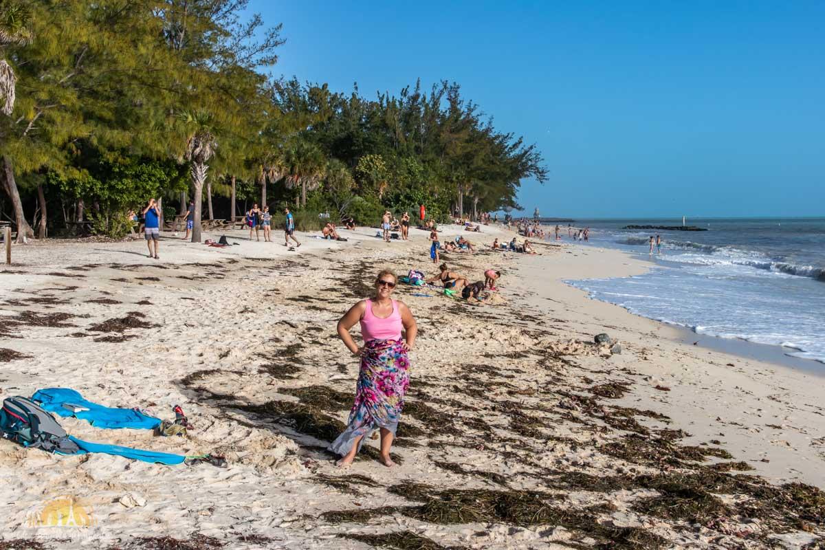 USA Key West Fort Taylor Beach 2