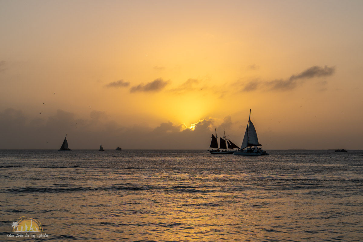 floryda Key West zachód słońca 21
