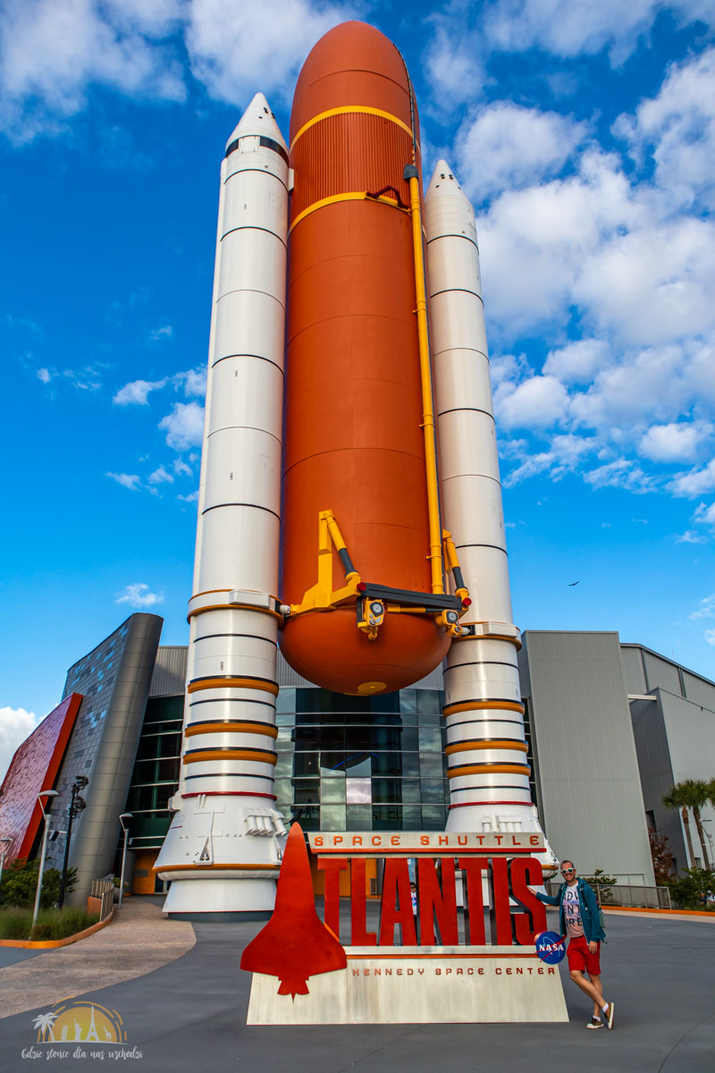 Floryda Kennedy Space Center Atlantis 24