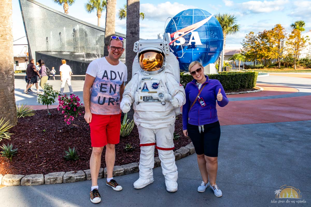 USA Floryda Kennedy Space Center Atrakcje 1