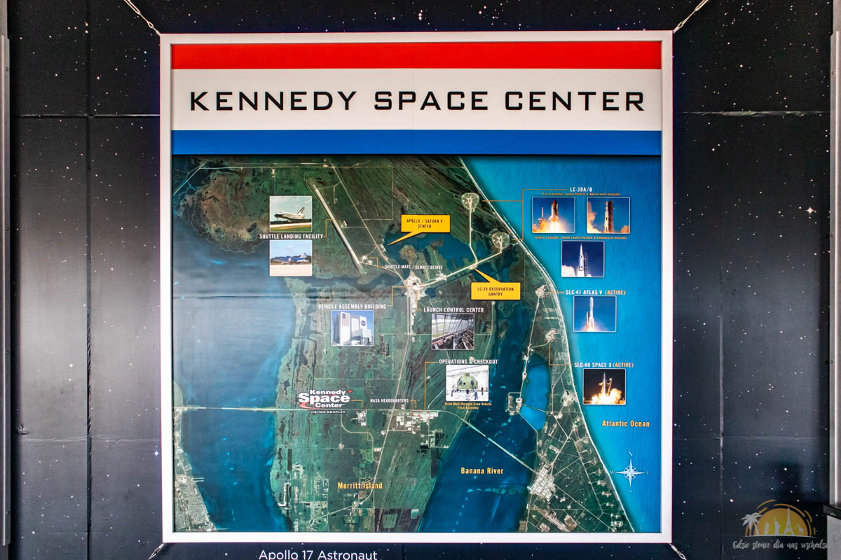 USA Kennedy Space Center Atrakcje 5