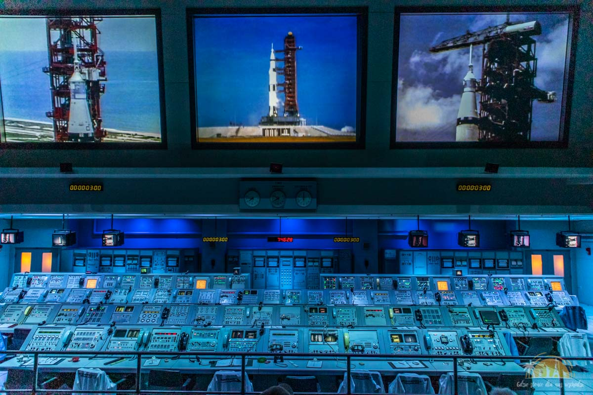 USA Kennedy Space Center SaturnV-Apollo16