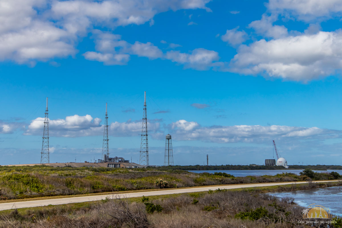 USA Kennedy Space Center SpaceX 10