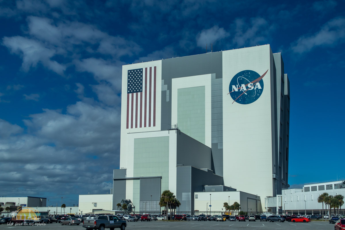 USA Kennedy Space Center Vehicle Assemby Building 15