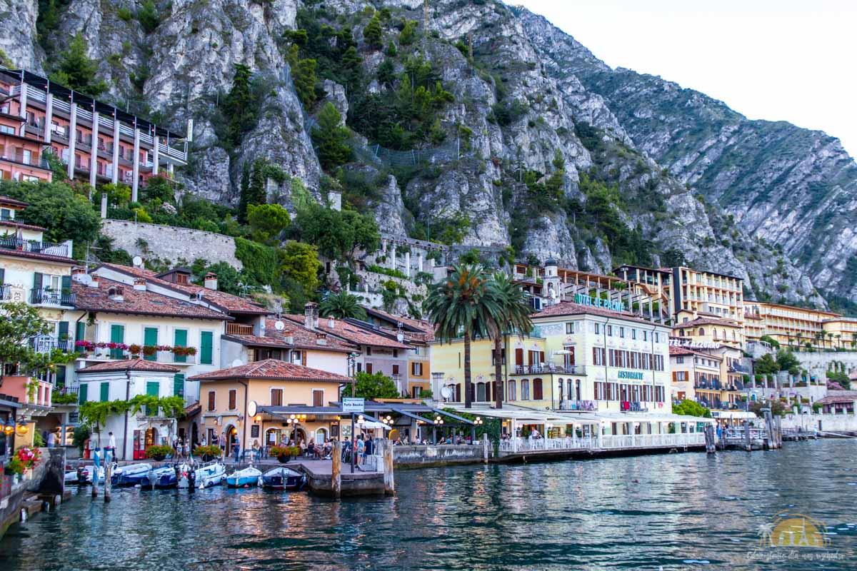 Limone sul Garda atrakcje blog