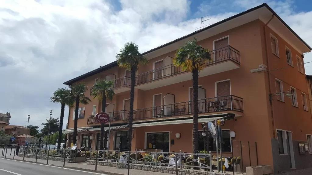 Nocleg Hotel Jezioro Garda Firenze