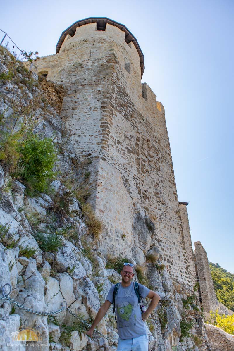 Road trip serbia Golubac