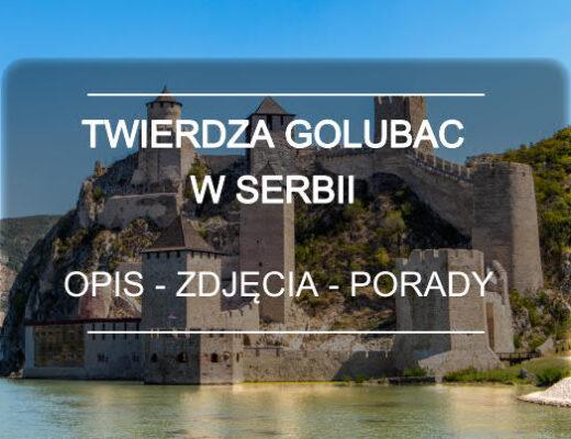 Serbia Twierdza Golubac MINI
