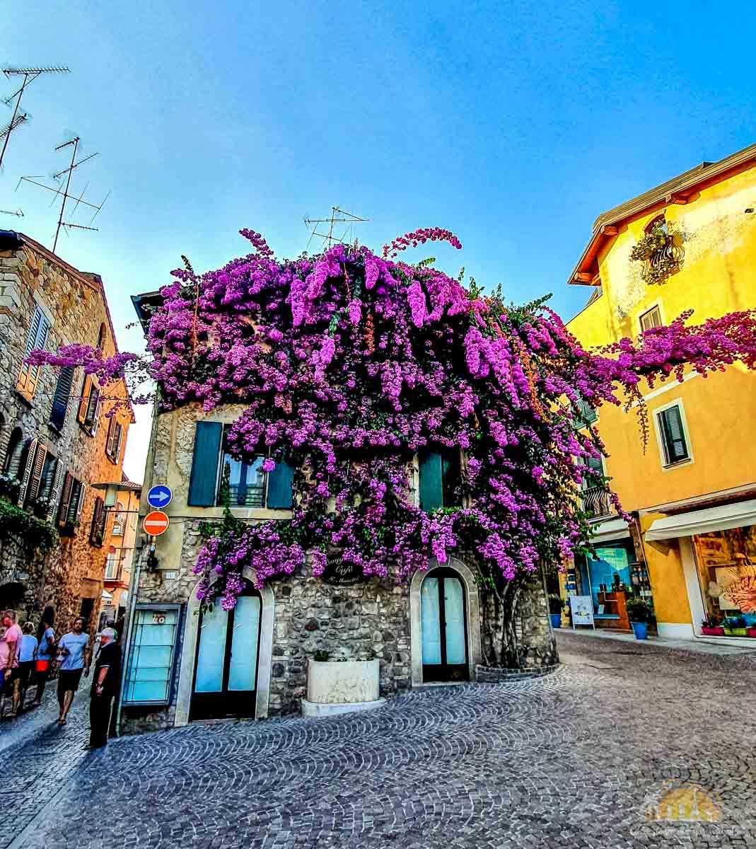 Sirmione Garda atrakcje blog