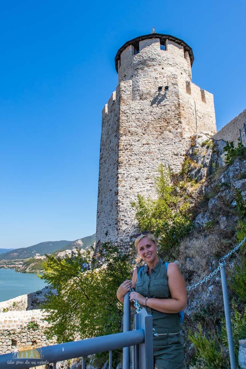 Twierdza Dunaj Serbia atrakcje