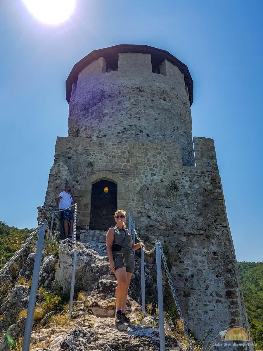 Twierdza Golubac atrakcje serbia