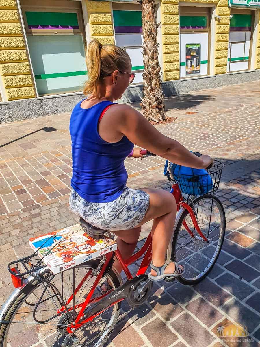 garda rowerem blog