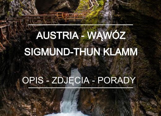 Austria wawoz Sigmund-Tunn MINI