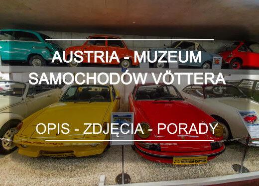 Austria Muzeum Vottera MINI